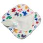 Lingettes minky - Papillons - Lot de 25