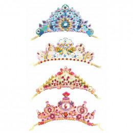 Diadèmes mosaïques - Comme une princesse