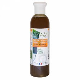 Gel nettoyant démaquillant aloe vera 87% 250 ml