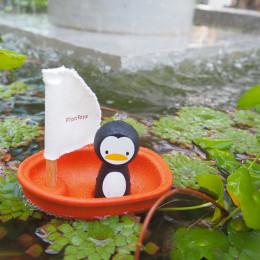 Voilier pingouin  pour le bain - à partir de 1 an