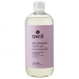Gel douche BIO - lavande fruitée - 500 ml