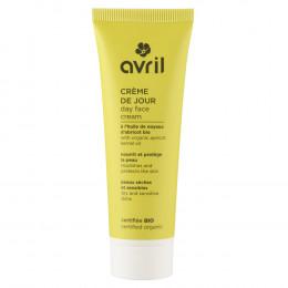 Crème de jour - peaux sèches et sensibles - 50 ml