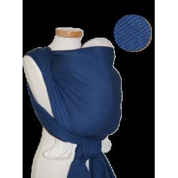 Echarpe de portage - Leo Bleu marine