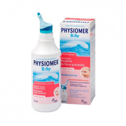 Physiomer Baby spray nasal - embout confort - 135 ml