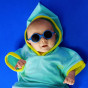Lunettes de soleil bébé Diabola 2.0 - 0 à 1 an - Bleu médium