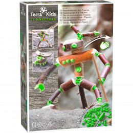 Terra Kids Connectors – Kit Personnages