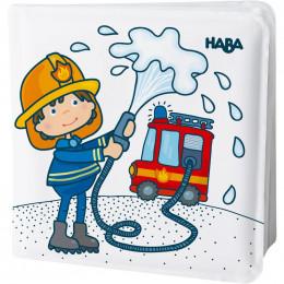 Livre de bain magique Pompiers - à partir de 18 mois