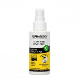 Anti Moustiques - zones tropicales - 75 ml