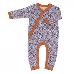 Pyjama coton bio - Carrelage