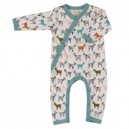 Pyjama coton bio - Chèvre