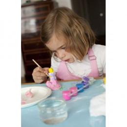 Figurine  à mouler et à décorer - Ma fée - à partir de 5 ans