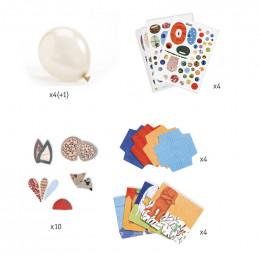 DIY ballons à décorer - Animo Ballon