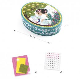 DIY mosaïques & stickers - Petits secrets