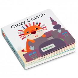 Livre sonore & tactile - Crazy crunch