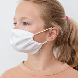 Masque buccal pour enfants - Gold blossom