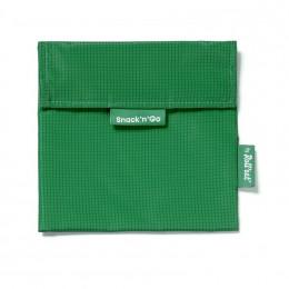 Pochette lavable et réutilisable Snack'n'Go - Active Green