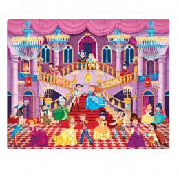 Puzzle Le bal des princesses 30 pièces - à partir de 3 ans