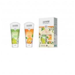 Coffret douches soins - Frais et fruités - 2 x 200 ml