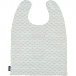 Grande serviette - bavoir - coton organique - Panda roux