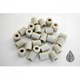 Perles en céramique - Water Pure - 25 perles