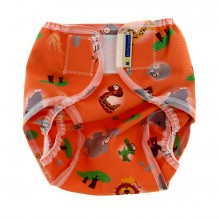 Culotte Rikki -  Savane Orange