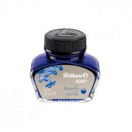 Bouteille d'encre bleue - 30 ml