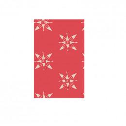Furoshiki 24 x 24 cm - Compassion Ruby