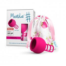 Coupe menstruelle taille unique + sachet de transport
