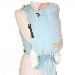 Porte bébé Baby Carrier - Aqua - Nouvelle version