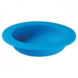 Bol en silicone - Bleu