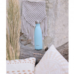 Bouteille nomade isotherme - 500 ml - Pastel Bleu