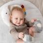 Tapis d'éveil éléphant en coton Bio - Dès la naissance