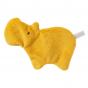 Couverture en jersey de coton Bio - Hippo