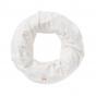 Echarpe d'allaitement en coton bio