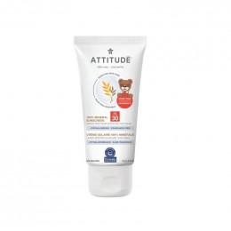 Tout-petits : Crème solaire SPF 30 sans parfum 75 g