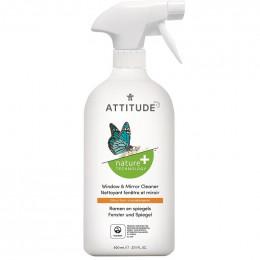 Spray nettoyant fenêtres et miroirs - zeste de citron - 800 ml
