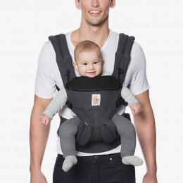Porte-bébé OMNI 360 4 positions - Charcoal