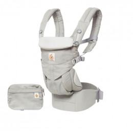 Porte-bébé OMNI 360 4 positions - Pearl Grey