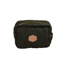 Trousse de toilette small - Dark Green