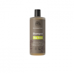 Shampooing tea tree cuir chevelu irrité BIO 500 ml°