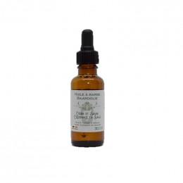 Huile à barbe - Cèdre et Sauge - 30 ml