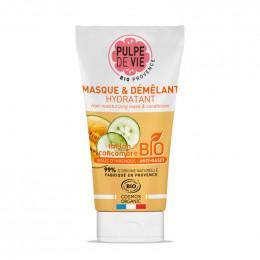 Masque et démêllant hydratant - Chapeau melon - Melon concombre - 150 ml
