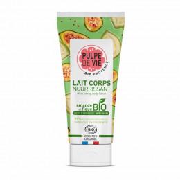 Lait corps nourrissant Bio - Cocoon addiction - Amande figue - 200 ml