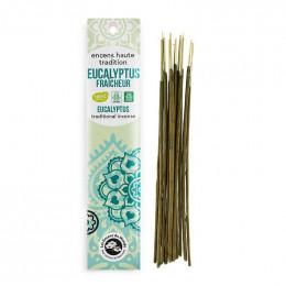 Encens haute tradition Eucalyptus fraîcheur - 20 bâtons