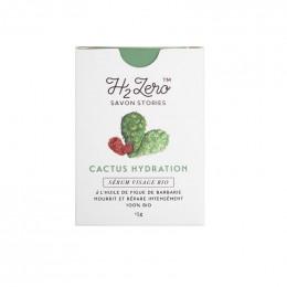 H2 Zero - Sérum visage Bio - Cactus hydratation - 15 g