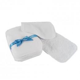 lingette lavable biface - lot de 10