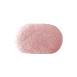 Eponge Konjac savon - Argile rose