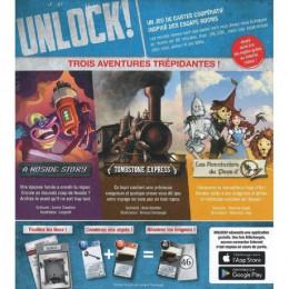 Unlock 3 - Secret Adventures  - à partir de 10 ans
