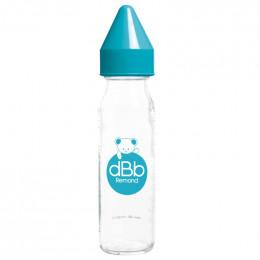 Biberon en verre Regul'air anti-colique 0-4 mois - 240 ml