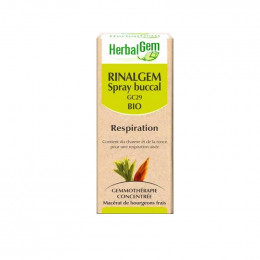 Rinalgem Bio - Respiration - Spray bucal 10 ml